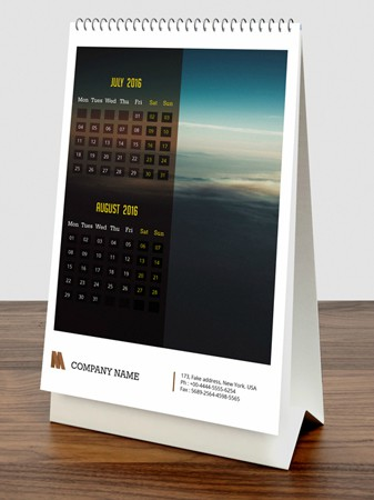 Office Table Calendar Designs Sivakasi India