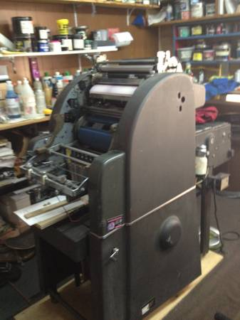 Litho Press